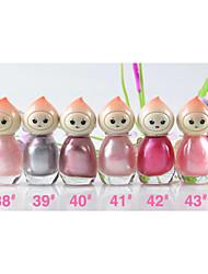 Niedliche Baby-BK Peach Nagellack No.38-43