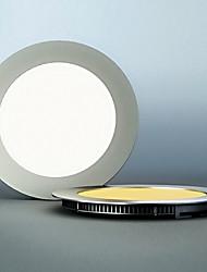 LED Panel, 18 véhicules, Moderne Fonderie aluminium ultra-mince ronde PC