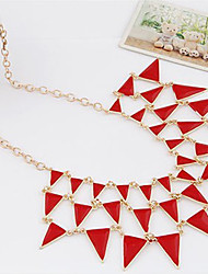 Marry Me Alloy Necklace Vintage Necklaces Daily 1pc