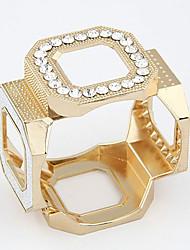 Bracelet élégant tridimensionnelle des femmes