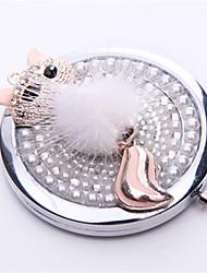 Cutie Круглый Симпатичные Зеркало 7 * 7 см D100201
