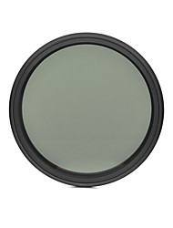 fotga® 58mm schlank Fader ND-Filter variabel einstellbar Neutraldichte ND2 zu ND400