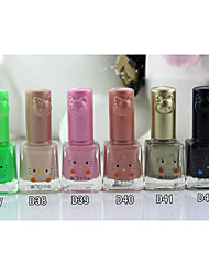BK fluorescente Nail Polish No.37-42