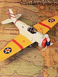 """27 """"Style Antique Avion Type de métal de collection"""