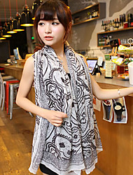 Alin-kiss Fashion Chiffon Scarf(SJ031)