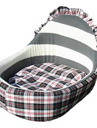 Culla Style Zebra morbida fodera letto per Animali Cani