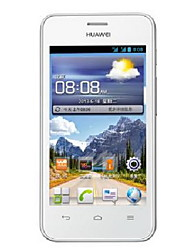 "Huawei Y320 4.0"" Android 2.3 Smartphone(Dual Core 1.3 GHz,Dual Camera,512MB ROM,256MB RAM,3G,GPS,WiFi)"