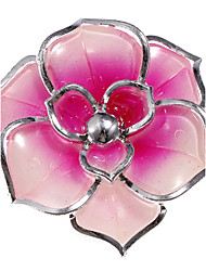 Flashing Flower Hair Clip (Random Color)
