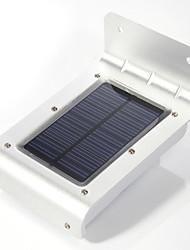 Voice Sensor 16 LED Outdoor Solar Powered Light Lamp Landscape Garden Wall Fence(CIS-57221)