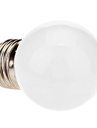 1W E26/E27 Ampoules Globe LED 12 SMD 3528 20-30 lm Blanc Froid AC 100-240 V