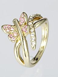 Dragonfly anel de liga de zinco LTJS-JZ005