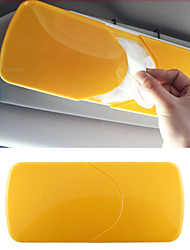 Tissue Box Modern Car Sun Louver