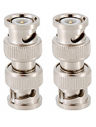 BNC to BNC Connector 2PACK