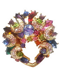 Bafana Women's Moon Light Brooch