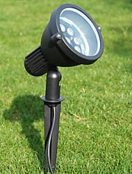 LED Spotlight Flood Light, 9 LEDs, Ip65 Waterproof Die-Casting Aluminum Glass(LEH-86008)