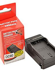 DSTE DC60 Carregador para PanasonicD07S D08S D16S D28S S602E D54SA LEICA BP-DC1 DC3 Bateria