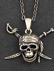 Pirates of the Caribbean Copper Gothic Lolita Necklace