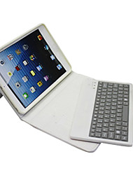 PU Leather Case teclado Bluetooth para o iPad mini