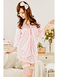 Women Lace Lingerie/Ultra Sexy Nightwear , Polyester