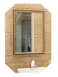 "47.25 ""H Style Contemporain Miroir mur"