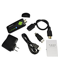 Ourspop U73 Quad-Core Android 4.2.2 Google TV Player Wi-Fi HDMI TF (2GB RAM 8GB ROM)