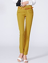 Women's Slim Casual Long Pants