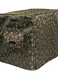 Impermeable Sun Block jaula cubierta de la caja para mascotas Los perros (colores surtidos)