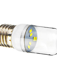 1W E26/E27 Spot LED 6 SMD 5730 70-90 lm Blanc Froid AC 100-240 V
