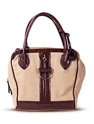 Feimei clásico europeo y americano del estilo del contraste del color del bolso solo hombro (pantalla a color)