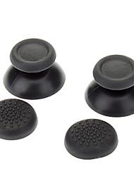 Substituição 3D Rocker Joystick Cap Shell Mushroom Caps e apertos de Polegar da vara para Ps4 (cores sortidas)