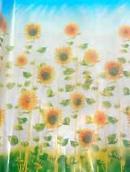 Land blomming Sunflowers Window Film