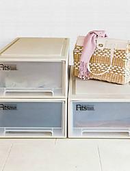 Modern Liscio White Solid Storage Box