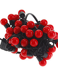 5M 3W boule Red Light 50 LED en forme de bande de LED (220)
