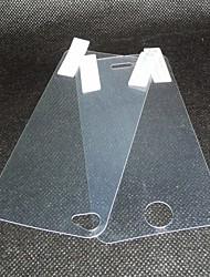 Double-Sided esmerilado Película protectora para el iPhone 5 / 5C / 5S