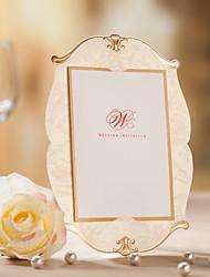 European Style Gold Wedding Invitation - Set of 50