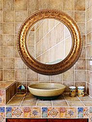 "34 ""H Mordern Style High-classe miroir mur"