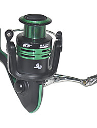 T30/T40/T50 Spinning Reel Fishing 6 BB