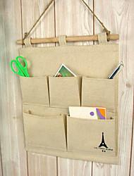 Torre de Ferro Padrão 5-Compartimento Hanging Bag