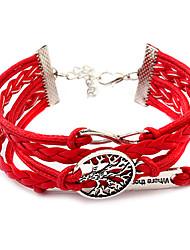 alliage bracelet en tissu multicouche européen