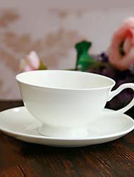 Gold Coffee Mug,Porcelain 7oz