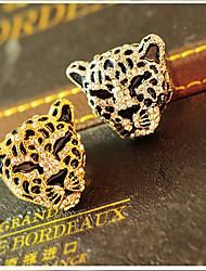 Dumoo напыщенные Leopard Форма Diamonade кольцо (случайная поставка & Просто только один)