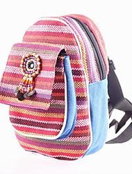 Infantil étnico Stripes Backpack