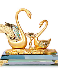 """6.25 """"H style moderne Swan Type de collection"""