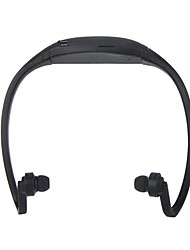 Sport-MP3-WMA-Musik-Player Wireless Headset-Kopfhörer-Kopfhörer TF Micro SD Card Slot