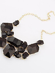 Hot Asymmetrical Gemstone Pendants