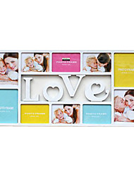 "14.5 ""H style moderne rectangulaire"" AMOUR ""Picture Frame"