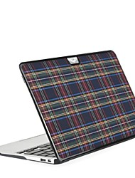 """Hohe Qualität Smart Cover Grid Design-Flip Tasche für Macbook Air 11 """""""