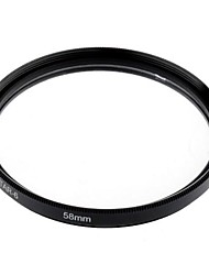 58mm 6x Point Star  Filter