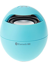 HiFi Bluetooth Stereo Mini Speaker Subwoofer para SD Card MP3 Suporte FM Radio TF (ZH-600)