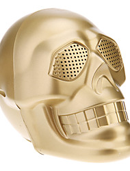 Skull Style Usb TF+Fm Radio Multimedia Speaker (Hx106)